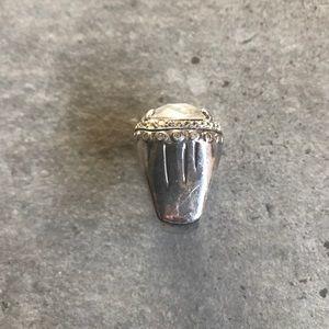 100% authentic John Hardy Batu Bamboo Ring